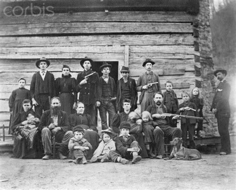 Hatfield And Mccoy Family Pictures