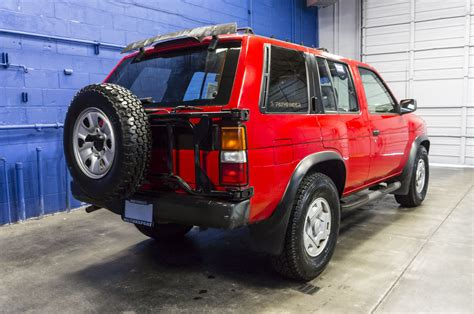 used nissan pathfinder 4x4 for sale used 1994 nissan pathfinder 4x4 suv for sale northwest