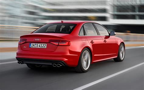 Audi S4 2013 by 2013 Audi S4 Rear Three Quarter Photo 28
