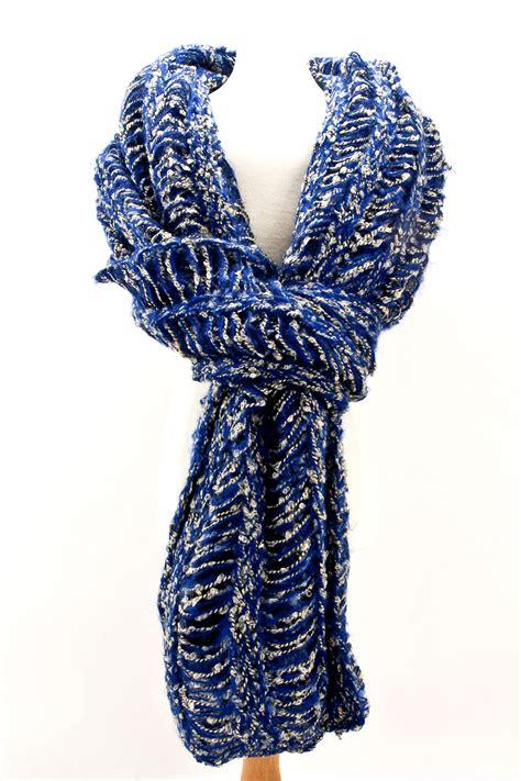motif scarf pattern knitted pattern scarf scarves