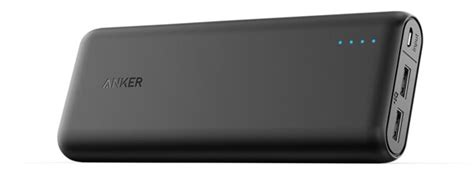 Anker Powercore Edge 20000mah Can Charge Your Phone Fully Up To 7x top 10 best portable power bank for iphone 5 6 6 plus in 2018 reviews our great products