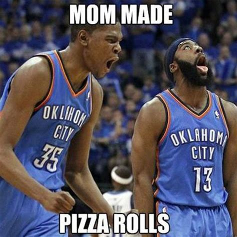 Sports Memes - mom made pizza rolls sports meme picsmine