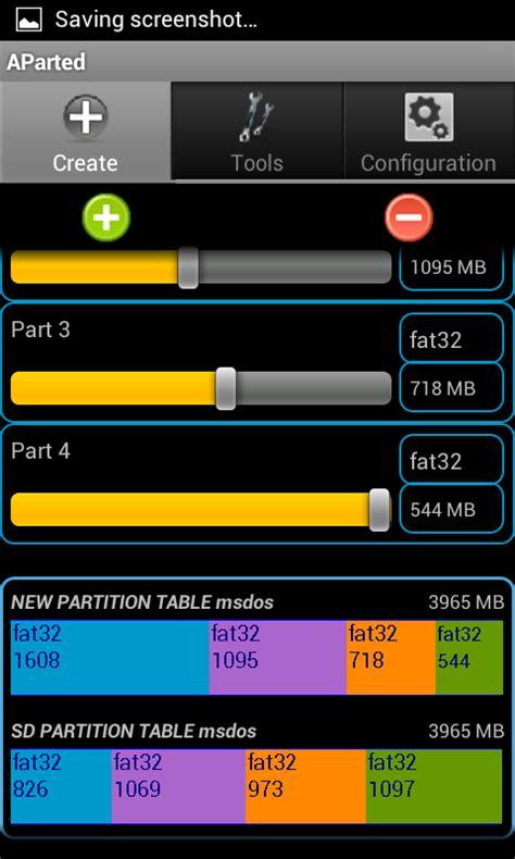 Memory Card Buat Hp cara melakukan partisi pada sd card untuk aplikasi link2sd
