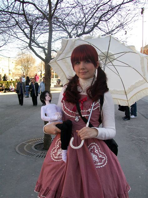High Quality Import Japan Style Baby Doll Piyama 91620506 educational thread fashion