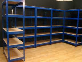 aufbewahrung regale garage shelves can add a lot of additional square footage