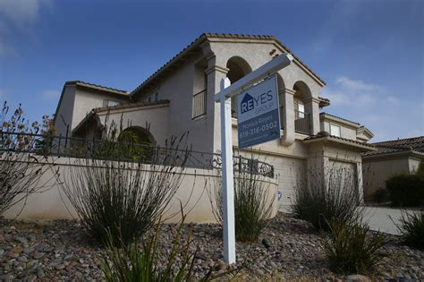 socal not expected to in rosy 2017 housing forecast