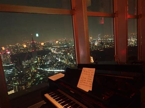 top bars in tokyo best bars in shinjuku with great views over tokyo
