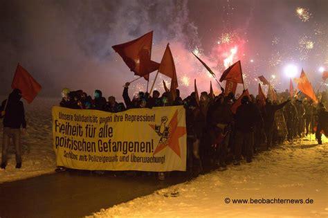 lilo herrmann haus stuttgart an silvester gegen repression