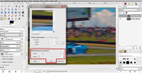 gimp tutorial klonen tutorial der bewegungsunsch 228 rfe filter in gimp
