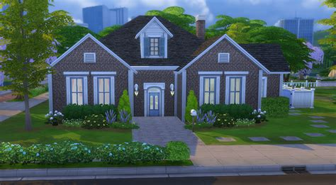 4 family homes my sims 4 blog emotion themed rooms aspire family home by ruth kay