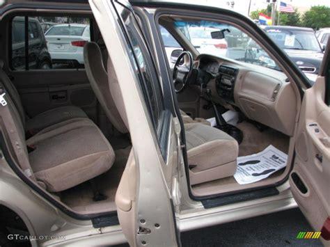 1999 Ford Explorer Interior by Medium Prairie Interior 1999 Ford Explorer Xlt 4x4