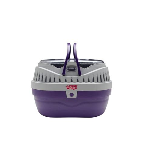 small carriers living world purple gray small carrier for small pets moomoopets sg singapore s
