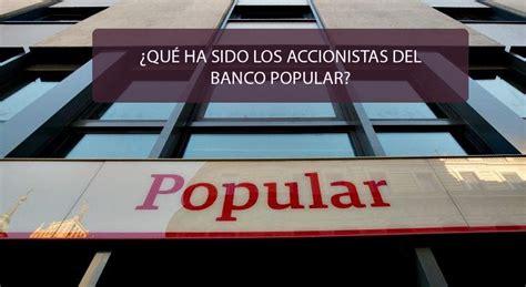 banco popular accionistas accionistas banco popular y bonos navas cus 237 abogados