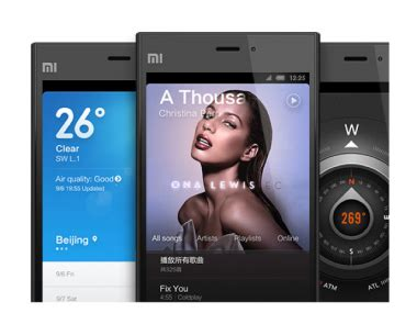 Xiaomi Mi3 By It King things on my mind topic cellphone economics part