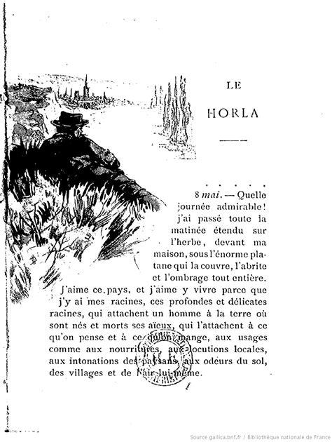 libro maupassant oeuvres compltes le horla oeuvres compl 232 tes illustr 233 es de guy de