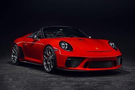 2019 Porsche Roadster by 2019 Porsche 911 Speedster Uncrate