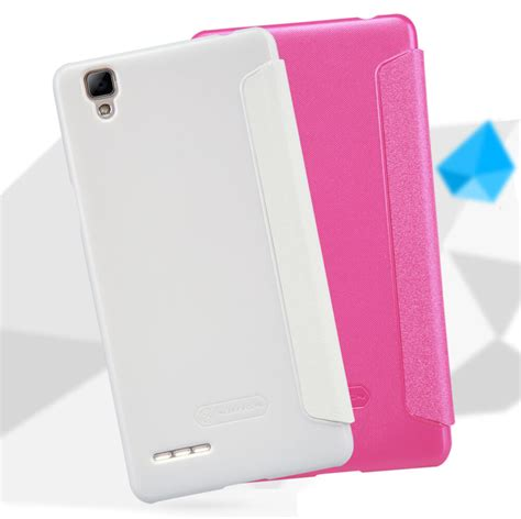 Special Edition Anti Oppo F1 F1 F A35 Fuze nillkin sparkle series new leather for oppo f1 a35