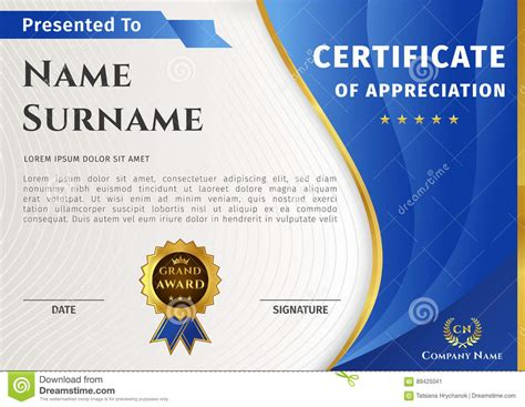 loser certificate template loser award certificate template