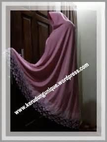 Syalina Syar I By Unique jilbab syar i merk unique kerudung unique