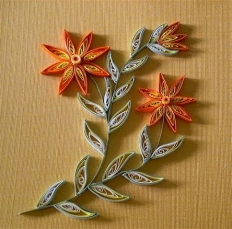 flower pattern for quilling free quilling patterns and designs