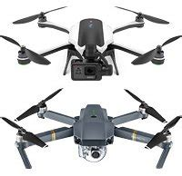 gopro karma drone dji mavic pro black friday 2016 deals battle of the drones dji mavic takes on the gopro karma