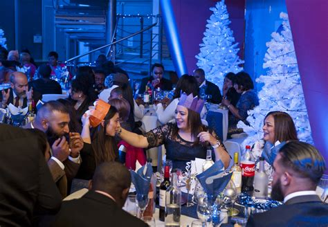 top tips for choosing the work christmas party venue
