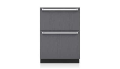 designer refrigerator drawers panel ready id  modlarcom