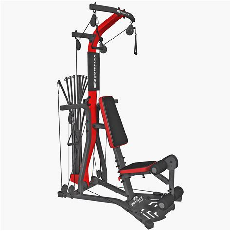 pin bowflex ultimate 2 home on