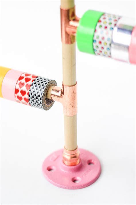 washi tape diy diy washi tape holder the crafted life