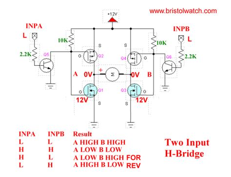 transistor fet p80nf55 5a 24v mosfet h bridge to power solenoid electrical engineering stack exchange