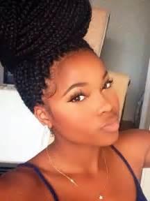 box braids on hair 65 box braids hairstyles for black women