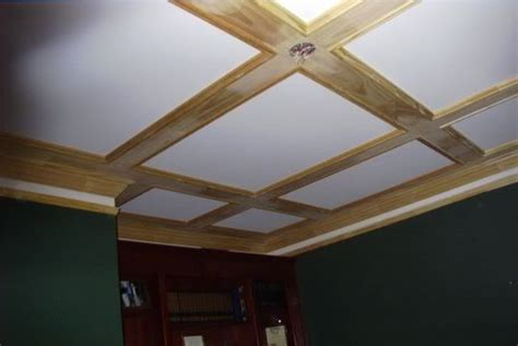 shallow coffered ceiling pin by renee osborne on living room