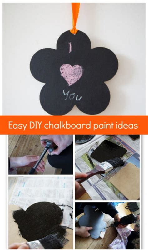 chalkboard paint craft ideas easy diy chalkboard paint ideas planning with