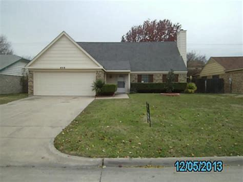 4318 emerson dr grand prairie 75052 foreclosed