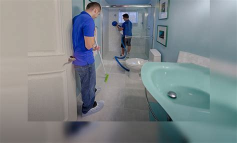 how to clean a bathroom professionally travertine tile cleaning and sealing san diego polishing