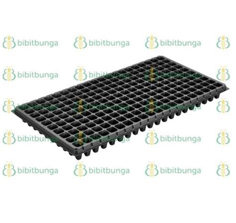 Tray Semai 200 Lubang tray semai 200 lubang 5 pcs bibitbunga