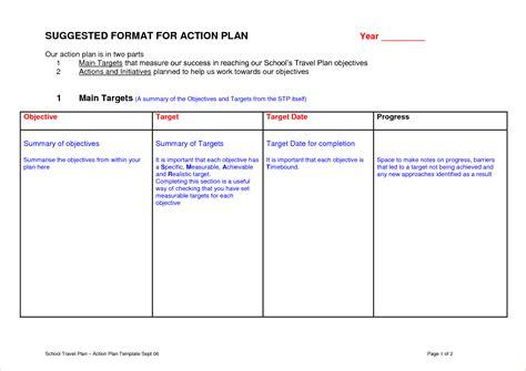 4 sle plan templatereport template document