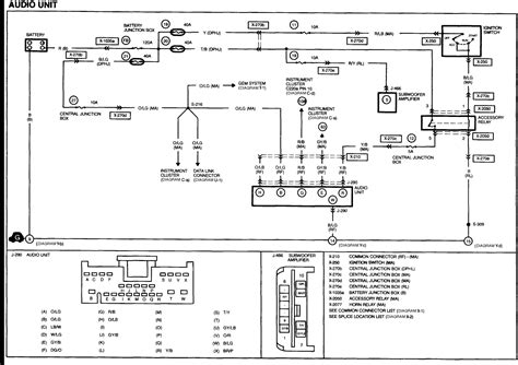 2004 mazda 6 headlight wiring diagram wiring diagram