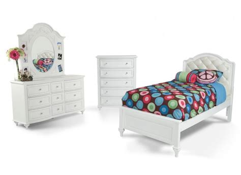 madelyn 7 upholstered youth bedroom set bob s