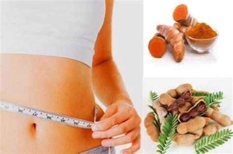 Mengecilkan Perut Buncit tips mengecilkan perut dengan ramuan kunyit asam