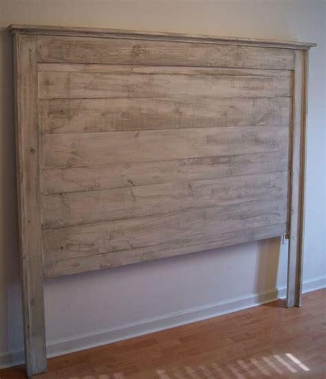 diy distressed wood headboard 25 best ideas about distressed headboard on pinterest