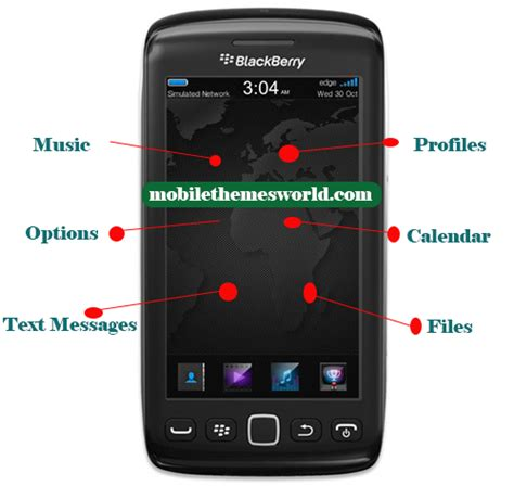 themes for blackberry 9800 blog archives mixemade