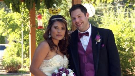 mohamed and danielles wedding are they still married exclusive 90 day fianc 201 tell all special video daya on