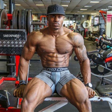 bible the 1 weight bodybuilding guide for transform your in weeks not months books simeon panda bodybuilding dandy reveals his workout
