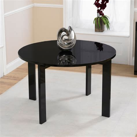 lexus gloss black dining table only 14984 furniture