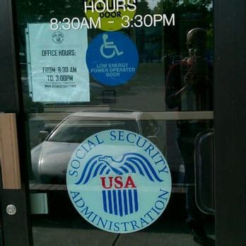 Social Security Office Hour by Social Security Office Government Services 5