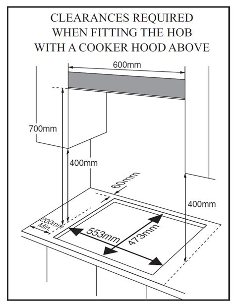 induction hob installation induction hob installation guidelines 28 images cooking range cooking range with induction