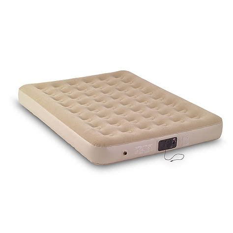 Coleman Air Mattress With Built In by Coleman Air Bed With Mp3 In Walmart
