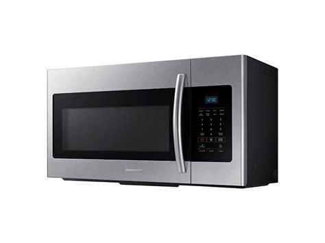 samsung the range microwave 1 6 cu ft the range microwave microwaves me16h702ses aa samsung us