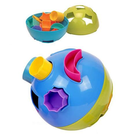 Mainan Funtime My 1st Shape Sorter my shape sorter
